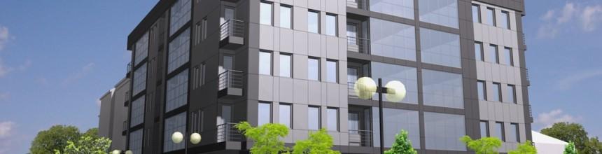 Izgradnja Stambeno-Poslovnog objekta u Ugljeviku