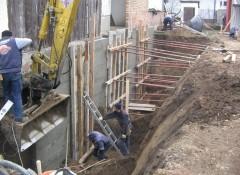 """Pocetak radova na izgradnji Stambeno-Poslovnog objekta investitora """"Agrotehnika""""d.o.o. Bijeljina"""